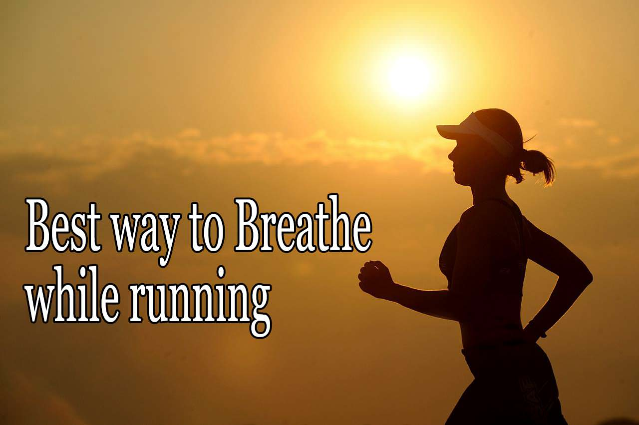 Best way to breathe while running