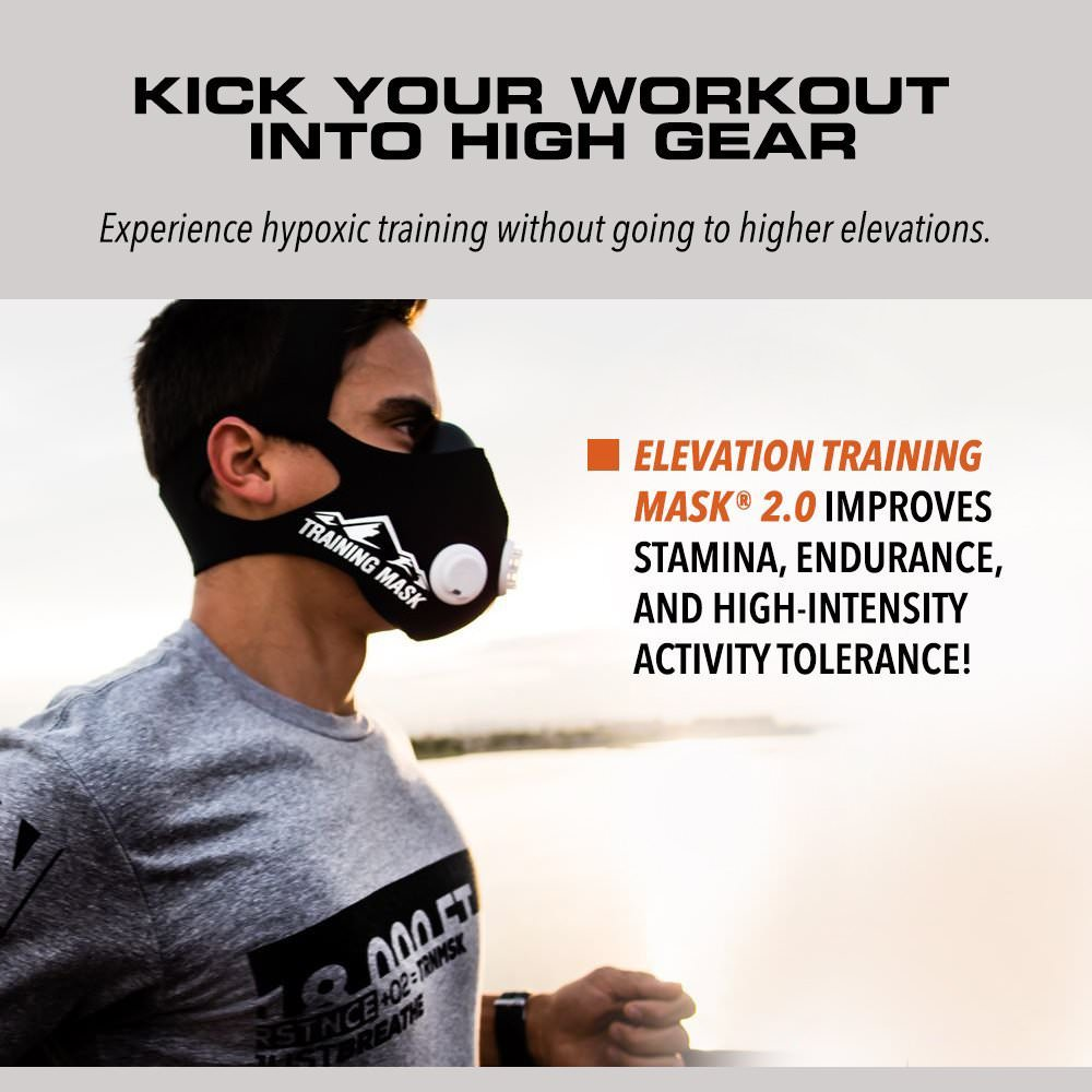 Advantages of Training mask 2.0