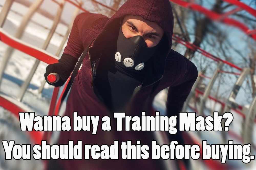 Ultimate Guide to Buy A Training Mask