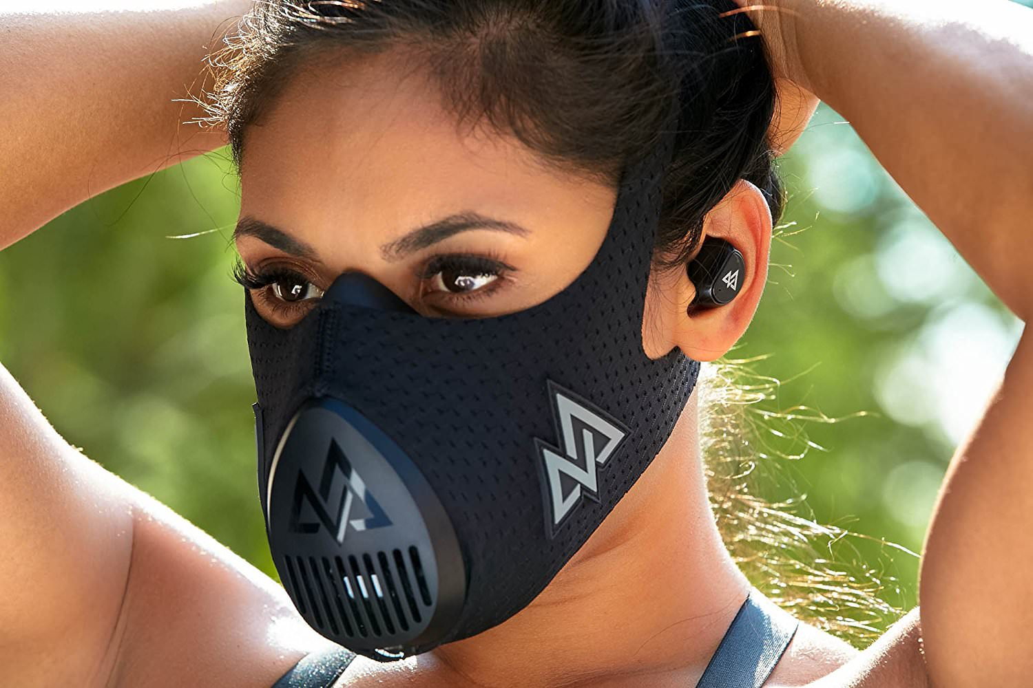 Girl With Training Mask 3.0 _