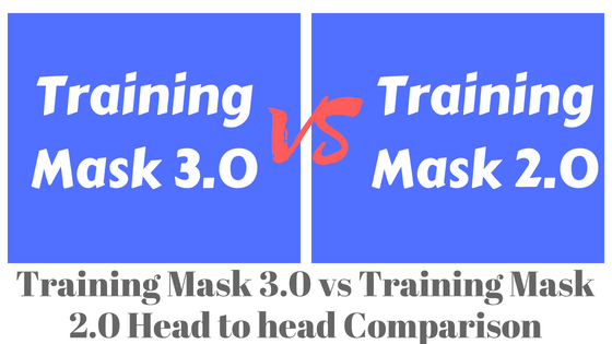 Training Mask 3.0 vs Training Mask 2.0 Head to head Comparison