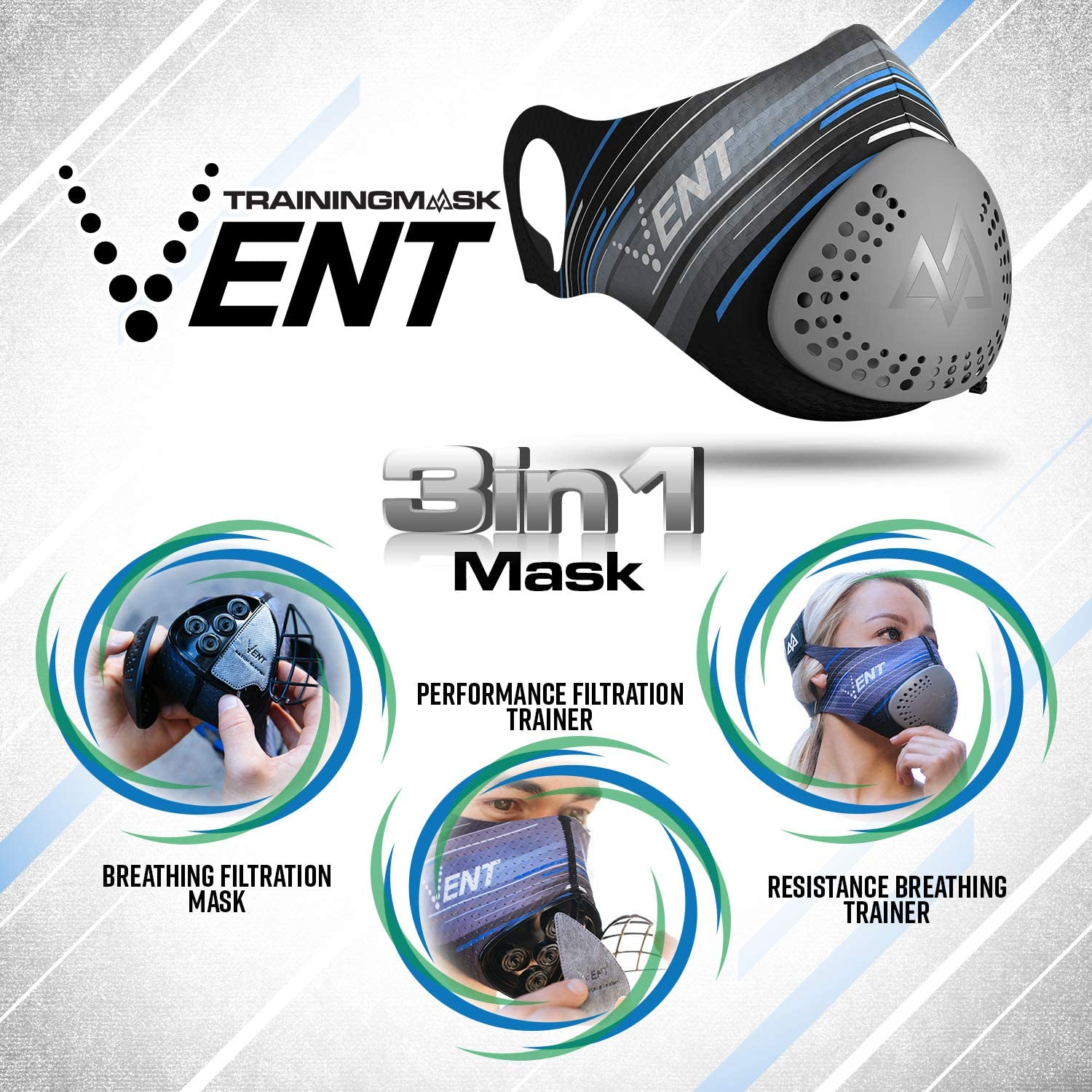 The Vent 3 in1